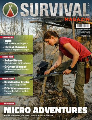 SURVIVAL Magazin 2021-07-23