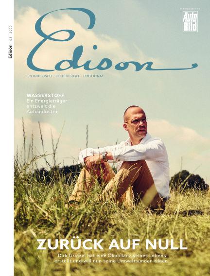 Edison September 24, 2020 00:00