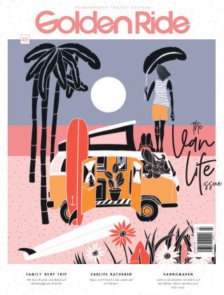 Golden Ride Magazine - Surf / Bike / Snowboard-Mag für Frauen 46 - Van Life Issue