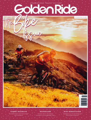 Golden Ride Magazine 53 Bike Issue