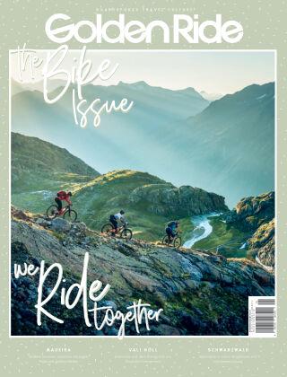 Golden Ride Magazine - Surf / Bike / Snowboard-Mag für Frauen 56 Bike Issue
