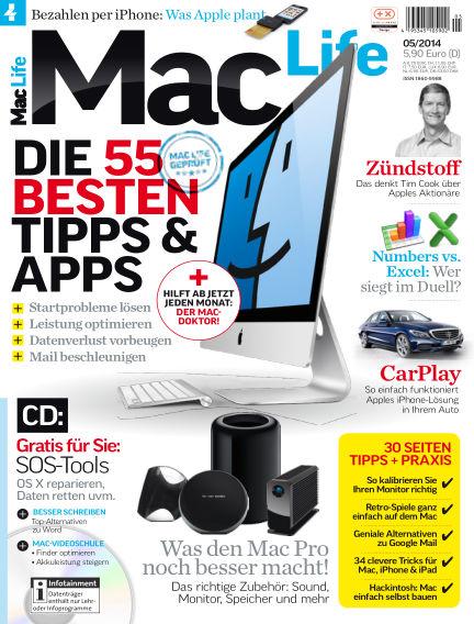 Mac Life - DE April 01, 2014 00:00