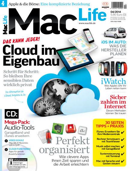 Mac Life - DE March 04, 2014 00:00