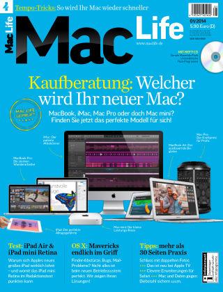 Mac Life - DE 01.2014