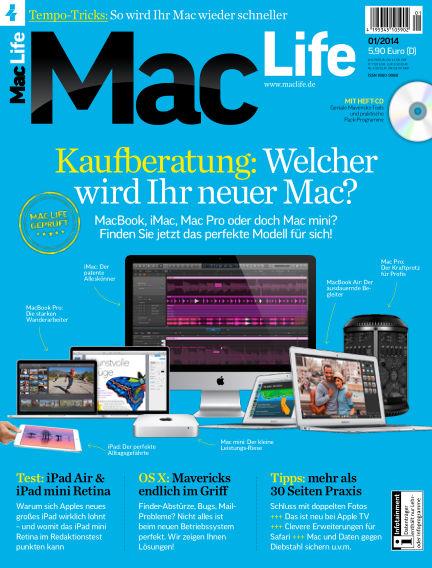 Mac Life - DE December 03, 2013 00:00
