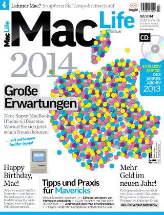Mac Life - DE 02.2014