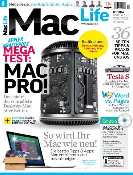 Mac Life - DE February 04, 2014 00:00