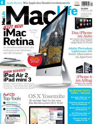 Mac Life - DE 12.2014