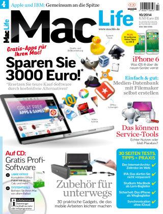 Mac Life - DE 10.2014