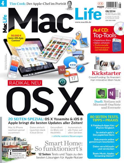 Mac Life - DE July 01, 2014 00:00