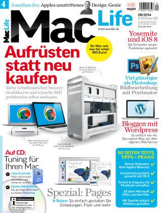 Mac Life - DE 09.2014