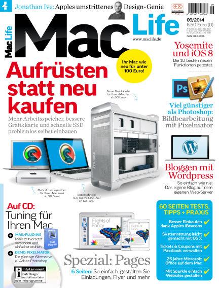 Mac Life - DE August 01, 2014 00:00