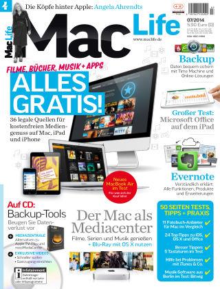 Mac Life - DE 07.2014
