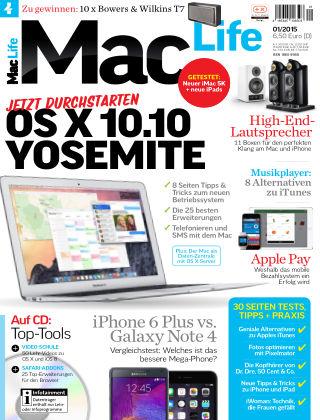 Mac Life - DE 01.2015