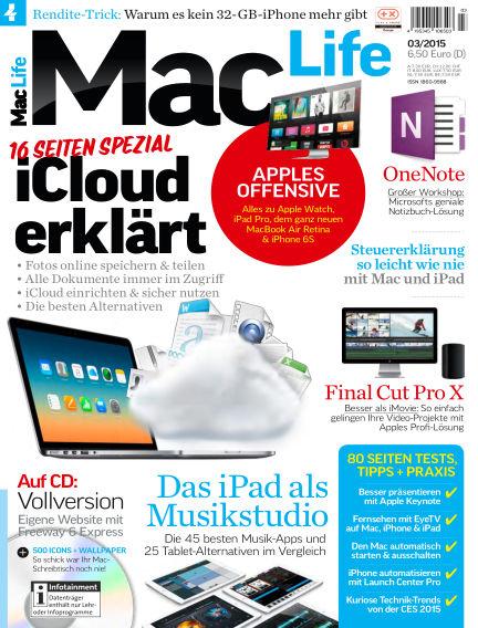 Mac Life - DE February 01, 2015 00:00