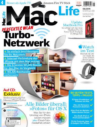 Mac Life - DE 06.2015