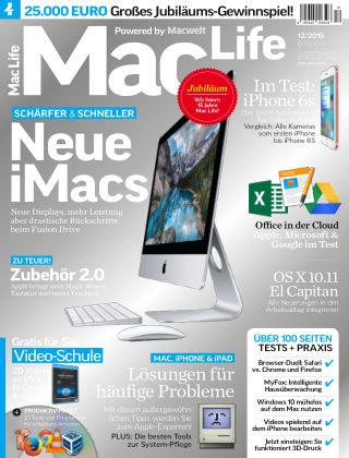 Mac Life - DE 12.2015