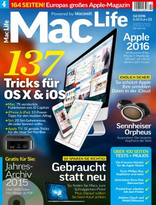 Mac Life - DE 02.2016