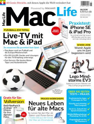 Mac Life - DE 06.2016