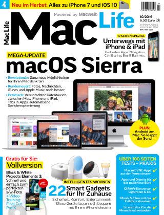 Mac Life - DE 10.2016