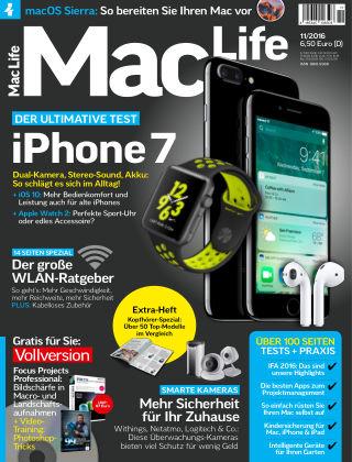 Mac Life - DE 11.2016