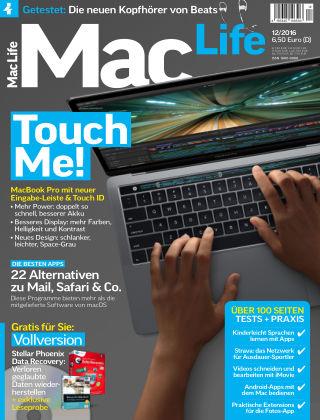 Mac Life - DE 12.2016