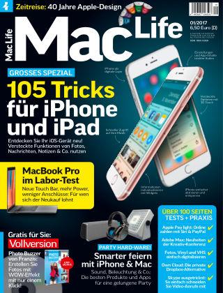 Mac Life - DE 01.2017