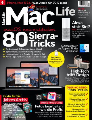 Mac Life - DE 02.2017