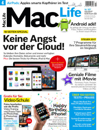 Mac Life - DE 03.2017