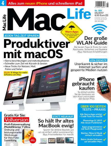 Mac Life - DE April 03, 2017 00:00
