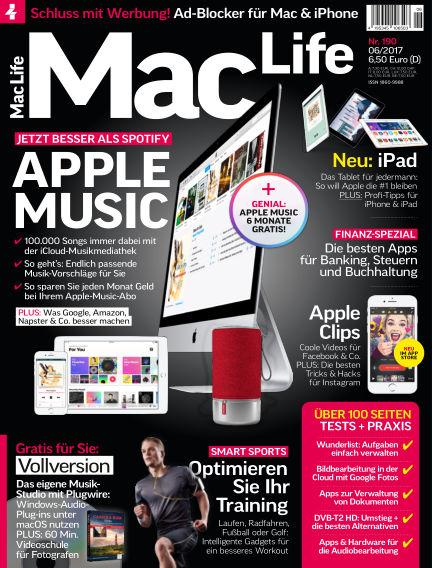 Mac Life - DE May 02, 2017 00:00