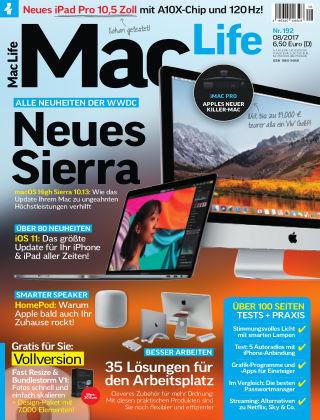 Mac Life - DE 08.2017