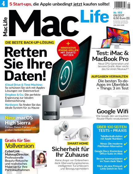 Mac Life - DE August 01, 2017 00:00