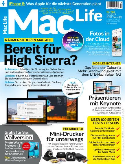 Mac Life - DE September 01, 2017 00:00