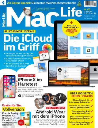 Mac Life - DE 01.2018