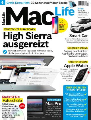 Mac Life - DE 02.2018