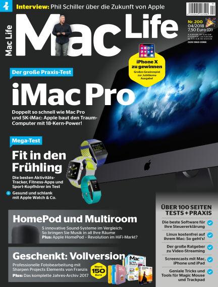 Mac Life - DE March 01, 2018 00:00