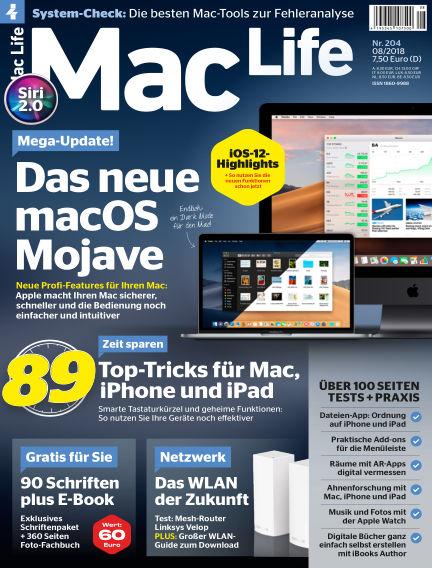 Mac Life - DE July 05, 2018 00:00