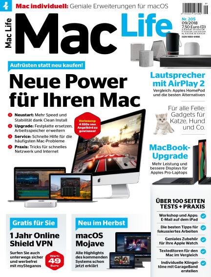 Mac Life - DE August 02, 2018 00:00