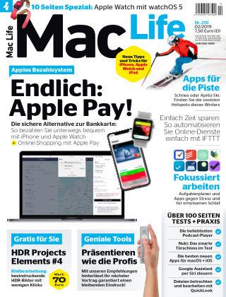 Mac Life - DE 02.2019