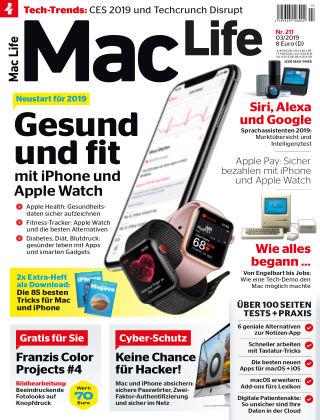 Mac Life - DE 03.2019