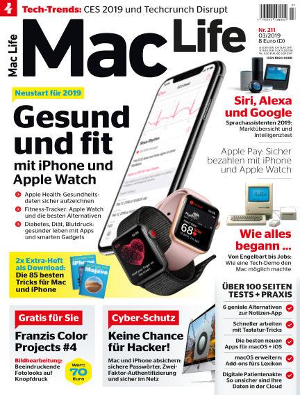 Mac Life - DE February 07, 2019 00:00