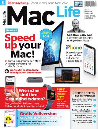 Mac Life - DE 09.2019