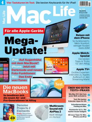 Mac Life - DE 10.2019