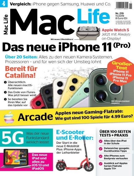Mac Life - DE October 02, 2019 00:00