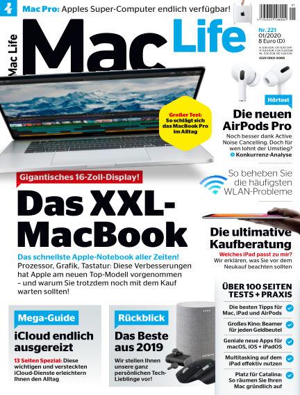 Mac Life - DE December 05, 2019 00:00