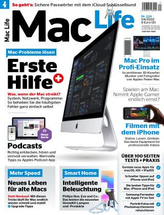 Mac Life - DE 04.2020