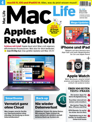 Mac Life - DE 08.2020