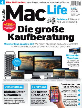 Mac Life - DE 10.2020