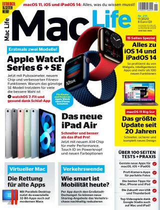 Mac Life - DE 11.2020